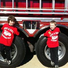Photo taken at Salisbury Fire by Debbie L. on 3/10/2012