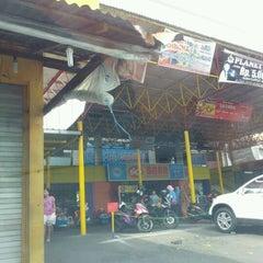 Photo taken at Saba Swalayan by YulKoz on 4/15/2012