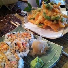 Photo taken at Bishoku by Amanda H. on 7/14/2012
