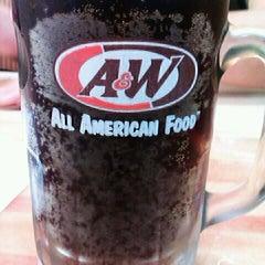 Photo taken at A&W by Masanori T. on 2/19/2012