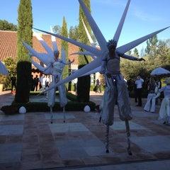 Photo taken at La Quinta de Jarama by Debbie R. on 5/23/2012