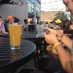 Photo taken at Bar Louie by Amanda J. on 6/3/2012