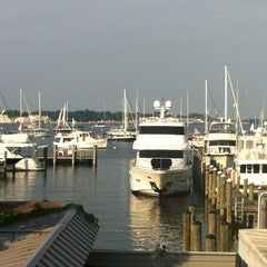 Photo taken at Annapolis Yacht Club by Skip C. on 6/19/2012