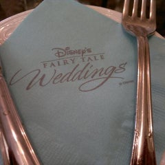 Photo taken at Franck's Studio at Disney's Wedding Pavilion by Bill M. on 5/15/2012