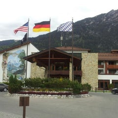 Photo taken at Edelweiss Lodge and Resort by US ARMY R. on 5/21/2012