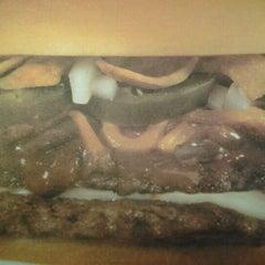Photo taken at Steak 'n Shake by Patricia M. on 2/3/2012