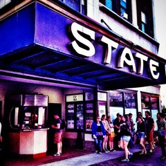 Photo taken at State Theatre by Scott S. on 8/8/2012