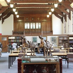 Photo taken at Smathers Library (East) by Janel A. on 2/6/2012