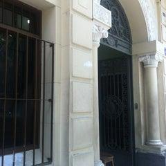 Photo taken at Escola de Música do Estado de São Paulo (EMESP Tom Jobim) by Balzac R. on 2/16/2012