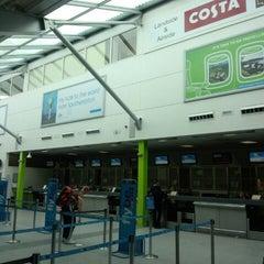 Photo taken at Southampton Airport (SOU) by Hiroshi T. on 9/11/2012