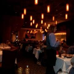 Photo taken at Besh Steak by Jen P. on 5/27/2012