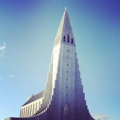 Photo taken at Church of Hallgrímur by Pete C. on 5/15/2012