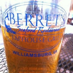 Photo taken at Berret's Seafood Restaurant and Taphouse Grill by Travis W. on 7/5/2012