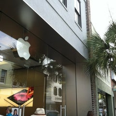 Photo taken at Apple Store, King Street by Margo J. on 6/11/2012