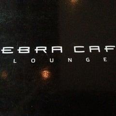 Photo taken at Zebra Café by Eka G. on 9/5/2012