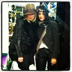 Photo taken at The Hat Shop by style étoile on 2/11/2012