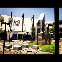 Photo taken at Universidad La Salle by Daniel M. on 7/30/2012