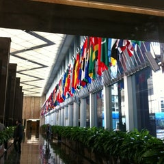 Photo taken at U.S. Department of State, Harry S Truman Building by Toby C. on 2/23/2012
