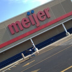 Photo taken at Meijer by Gabe G. on 7/17/2012