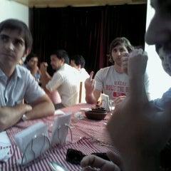 Photo taken at RestoBar Suburbia by Jorge V. on 2/20/2012