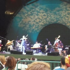 Photo taken at Celebrate Brooklyn!/Prospect Park Bandshell by Dante W. on 7/8/2012