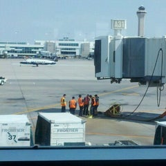 Photo taken at Gate A31 by JMS on 8/17/2012