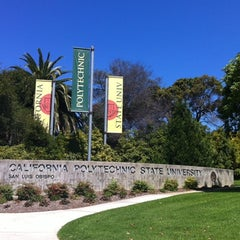 Photo taken at California Polytechnic State University, San Luis Obispo by Silvana C. on 9/2/2012
