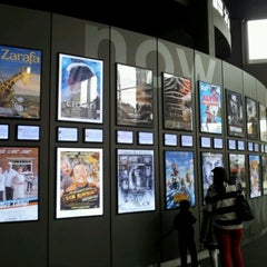 Photo taken at Kinepolis by Marc D. on 3/31/2012