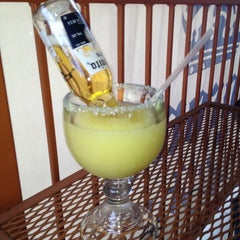 Photo taken at 3 Margaritas Family Mexican Restaurant by Calen S. on 4/1/2012