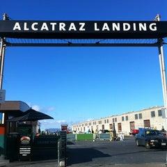 Photo taken at Alcatraz Cruises by Simon W. on 6/26/2012