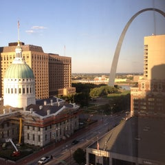 Photo taken at Hilton St. Louis at the Ballpark by Christopher D. on 8/20/2012