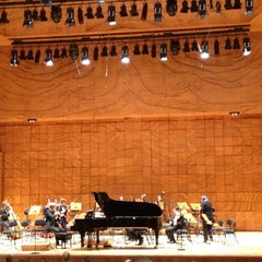 Photo taken at Melbourne Recital Centre by Hus B. on 4/13/2012