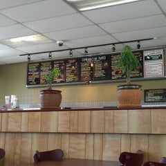 Photo taken at Carolina's Mexican Food by Anna S. on 5/7/2012