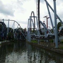 Photo taken at Hersheypark by Marilyn C. on 8/6/2012