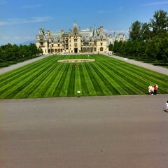 Photo taken at The Biltmore Estate by Chad F. on 5/17/2012