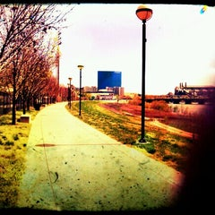Photo taken at Historic Military Park at White River State Park | @WhiteRiverStPrk by Greg G. on 4/3/2012