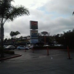 Photo taken at National City Car Wash by O on 4/18/2012