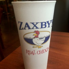 Photo taken at Zaxby's by Geoffrey M. on 3/23/2012