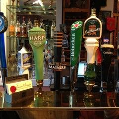 Photo taken at James Hoban's Irish Restaurant & Bar by Scott M. on 5/11/2012