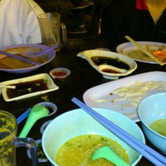 Photo taken at 118 KK Food Court by Peter K. on 6/9/2012