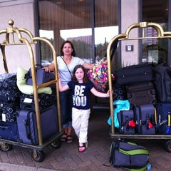 Photo taken at Toronto Airport Marriott Hotel by BrianC S. on 7/15/2012