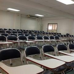 Photo taken at มหาวิทยาลัยหอการค้าไทย (UTCC) University of the Thai Chamber of Commerce by Praew R. on 7/9/2012