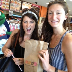 Photo taken at Dunkin' Donuts by Keli A. on 8/25/2012