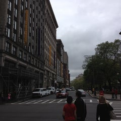 Photo taken at Emerson College - Walker Building by Erica Y. on 4/23/2012