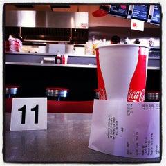 Photo taken at Jeffrey's Hamburgers by Ed V. on 2/8/2012