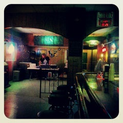 Photo taken at Emerald Bar by Brandt E. on 4/27/2012