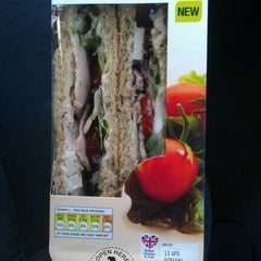 Photo taken at M&S Simply Food by Richard C. on 4/12/2012