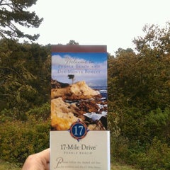 Photo taken at 17 Mile Drive by Pookie P. on 4/12/2012