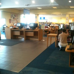 Photo taken at Orange County Library - Herndon Branch by Marcus S. on 8/14/2012