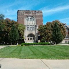 Photo taken at Purdue University by Devran A. on 8/8/2012